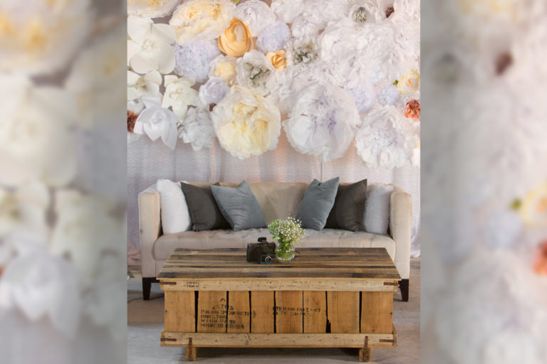 Flower Couch - 2