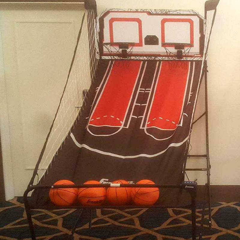 Basketball Pop-A-Shot Image