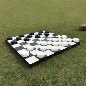 Giant Checkers Image