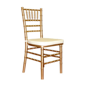 Chiavari Chair (Gold) Image