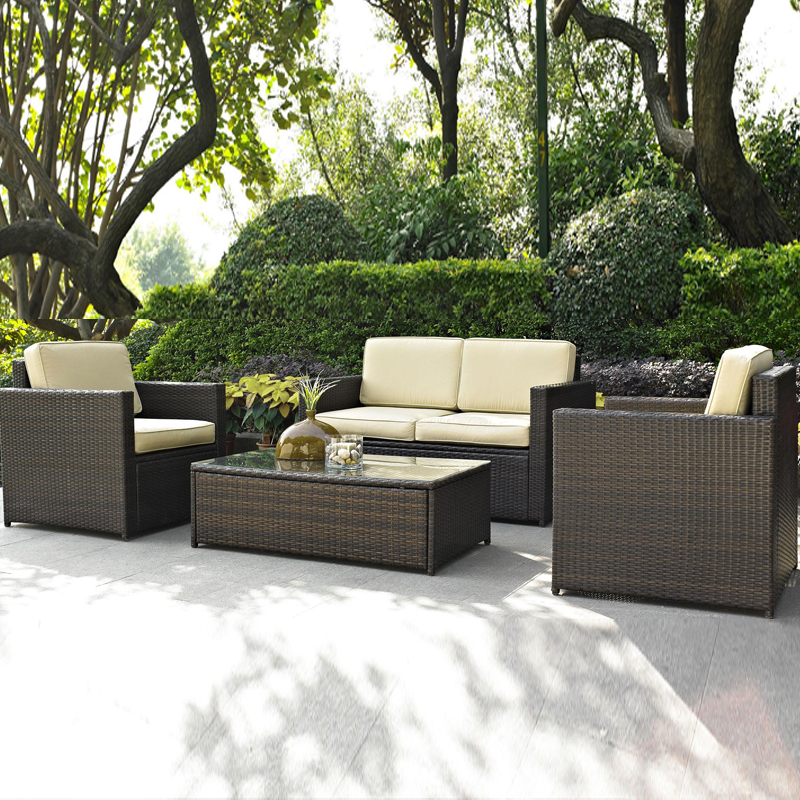 Wicker Lounge Furniture Image