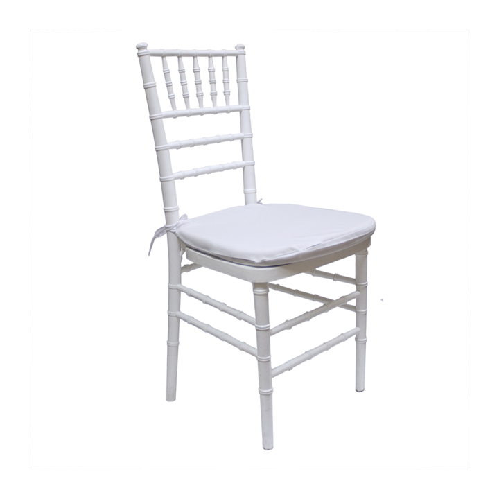 Chiavari Chair (White) Image