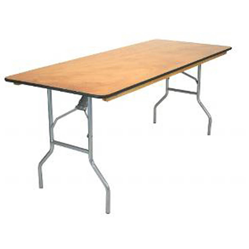 8ft. Banquet Table Image