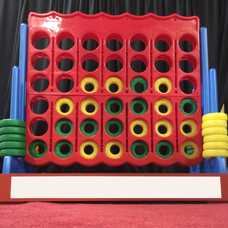 Giant Connect Four Image