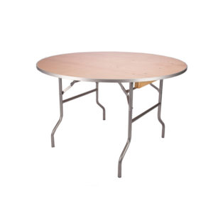 48in. Round Table Image