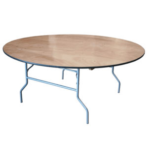 72in. Round Table Image