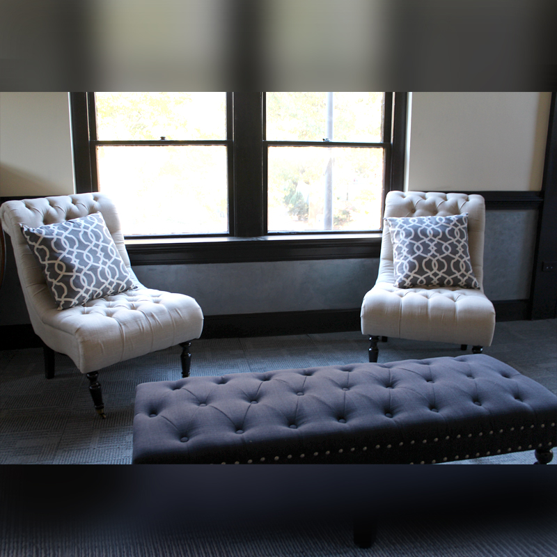 You are currently viewing Iris Side Chairs with Ottoman