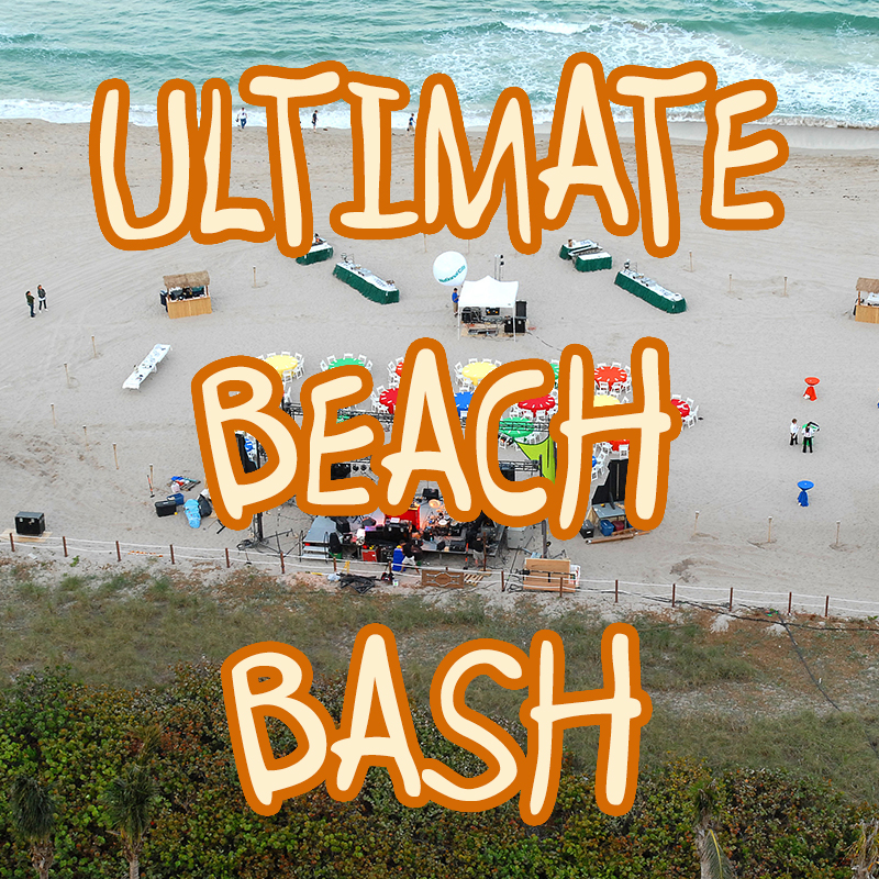 You are currently viewing Ultimate Beach Bash