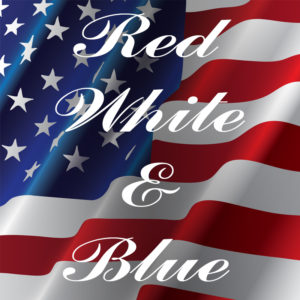 Red, White & Blue Image