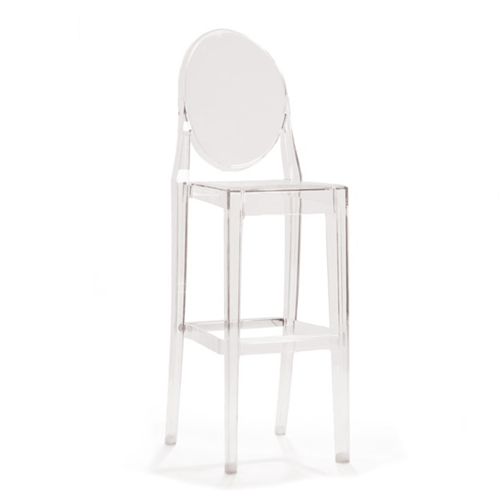 Ghost Bar Stool Image