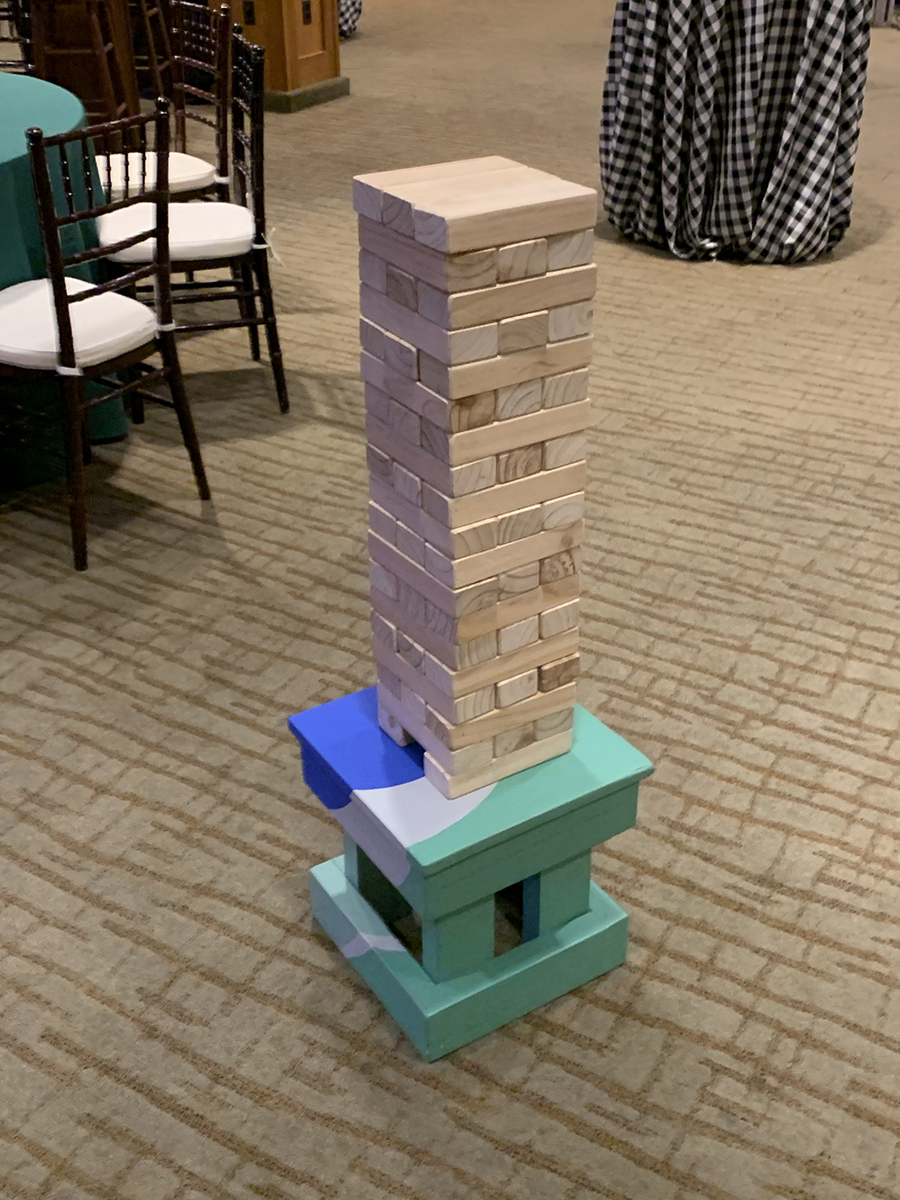 You are currently viewing Giant Jenga