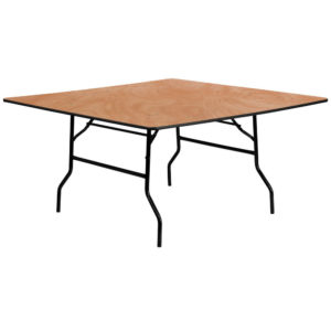 5ft. x 5ft. Folding Table Image